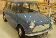 The design of the Mini car is highly regarded