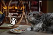 Sainsbury's: sales performance attributed to success of Mog Christmas ad