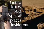 The National Trust's 'special places' ad campaign