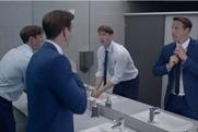 Nivea: ad shows the moisturiser has transformative properties