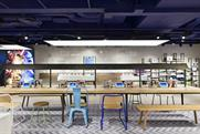 O2 goes big with new Apple-esque concept store