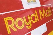Royal Mail: parcel deliveries were up 4% over December