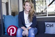 Sarah Bush: first UK country manager for Pinterest