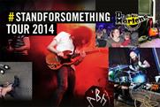 Dr Martens #standforsomething tour headlined by Pulled Apart By Horses