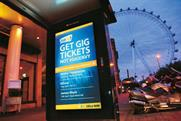 Outdoor Campaign of the Month: StubHub