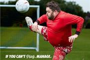The Sun tells inept footballers: 'If you can't play, manage'