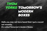 Thom Yorke: a deliberately drab and low-fi email promotion for his new album