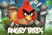 Angry Birds: casual gaming