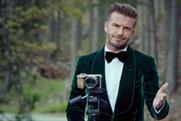 Beckham Haig Club ad: not banned