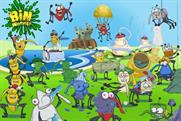 Kids' advertising: SuperAwesome places ads in online games such as Bin Weevils