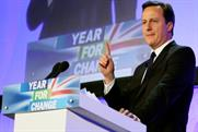The Conservative manifesto confirmed curbs on tobacco and unhealthy food marketing