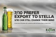 Carlsberg: asks consumers to switch to Export