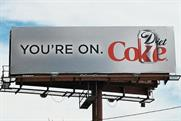 Coke's new slogan appears to tell New Yorkers 'You're on Coke'