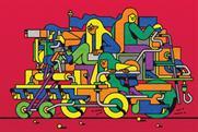 A submission for Debenhams' Art of Interpretation project