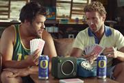 Brad and Dan: the faces of Foster's 'Good Call' campaign, which has won the coveted IPA Effectiveness Grand Prix