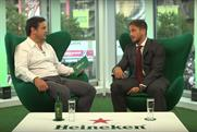 Heineken Rugby Studio: the lager brand has created a platform featuring big names from rugby