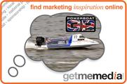 Idea of the week: Sponsor the F2 & GT15 World Powerboat Championship