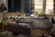 Ikea's gently eccentric 'floating beds' ad hits the spot - whether you get it or not