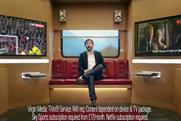 Virgin Media: ASA bans TV ad starring David Tennant