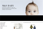 M&S: rolls out M&S Baby brand