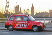 Outdoor Campaign of the Month: Just Eat