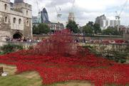 Charles Vallance's creative pick of 2014: Tower of London poppies