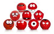 The nose line-up for Red Nose Day 2015