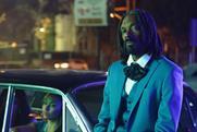 Snoop Dogg: stars in Moneysupermarket campaign