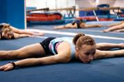 Under Armour performs successful gymnastic move with US Olympic team