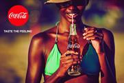 Coca-Cola: new tagline 'Taste the Feeling' replaces 'Open Happiness'