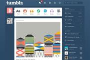 Tumblr: enabling brands to scan the visual web