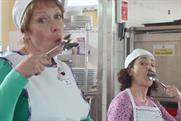 Cadbury: recruited real life spoon player for TV spot