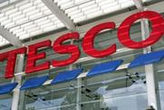 Tesco: has appointed new group brand director