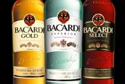 Bacardi: has implemented 'radical' marketing shake-up