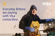 Visa: educating Brits about contactless payments