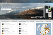 Connosr: whisky drinkers' social network