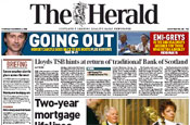 The Herald: jobs under threat