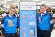 Sainsbury's: launching Sainsbury's Energy brand with British Gas