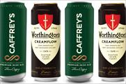 Worthington's and Caffrey's: Molson Coors revamps ale brands