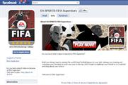 EA: World Cup game on Facebook