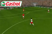 Castrol: kicks off football campaign