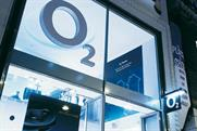 O2: spent £1.08m with News of the World, according to Nielsen