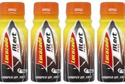 Lucozade Alert Plus: now sponsoring 'The Mentalist'