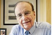 Murdoch: ambitous online plans
