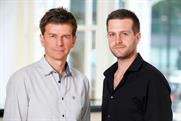 Creative duo: Matt Pam and Simon Hipwell join BETC London