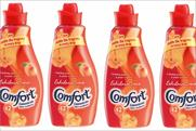 Comfort Exhilarations: Unilever backs range with £2m marketing drive
