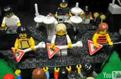 Spinal Tap: YouTube viral troubles Lego
