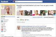 Facebook: mothers call for bald Barbie