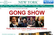 Huffington Post: launches New York site