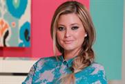 Holly Valance: hosts Ultimate Shopper